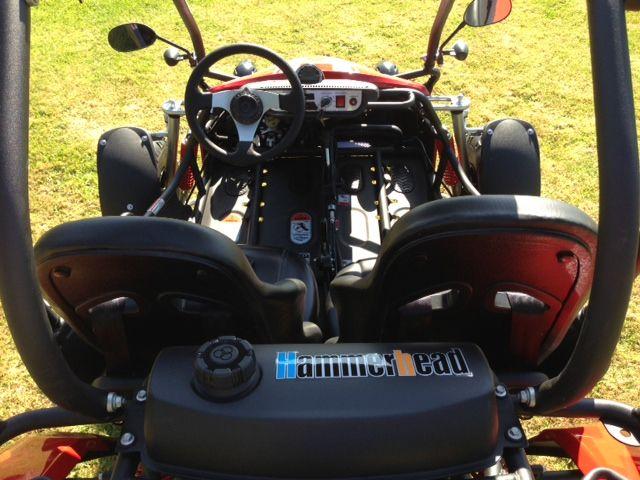 Hammerhead go kat GTS150