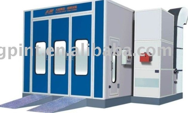 GS-200 spray booth
