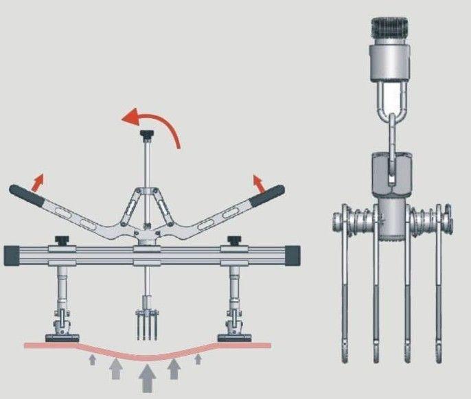 Spot 8800 Dent Pulling System