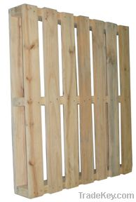 Acacia timber for pallet