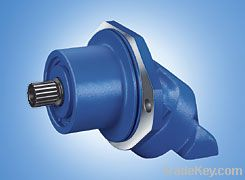 Replace Rexroth Hydraulic Motor