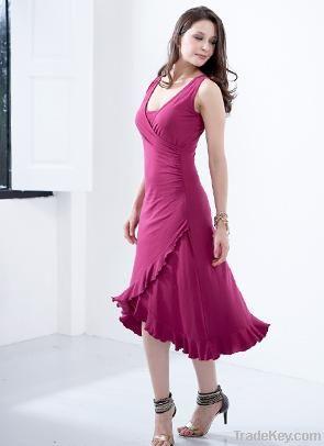 Flamenco Dress MODAL - Slvless