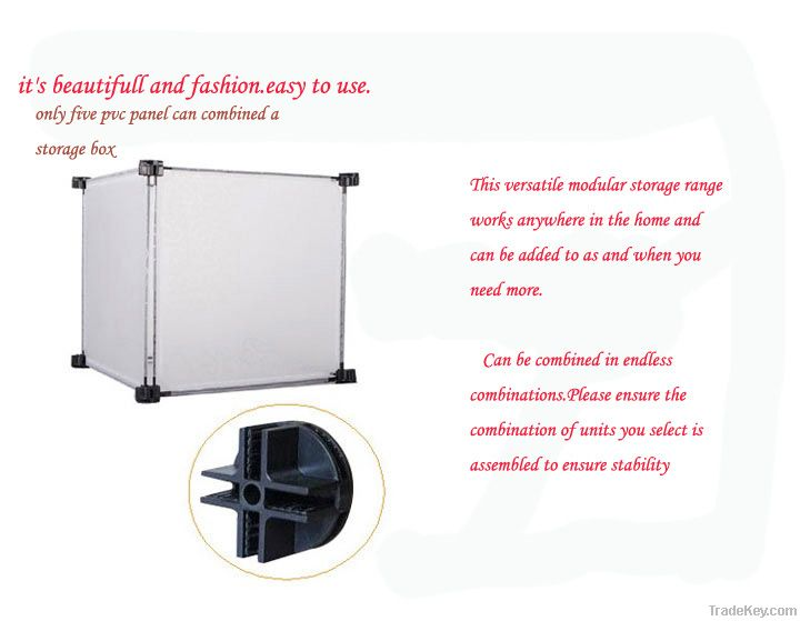 2012 hot sell Changeable storage box