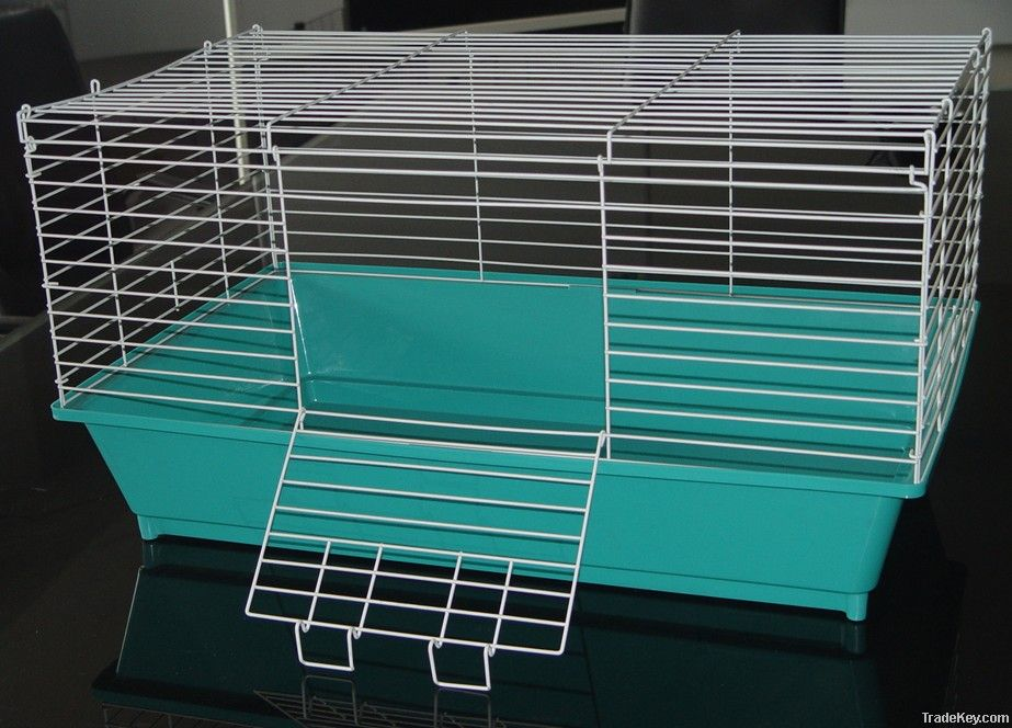 rabbit cage on sales promotion