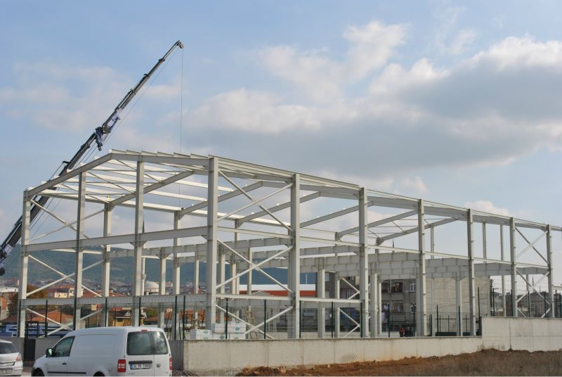 Steel Construction Materials