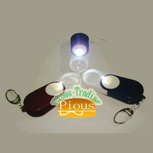 Illuminate Magnifier with LED light and foldable