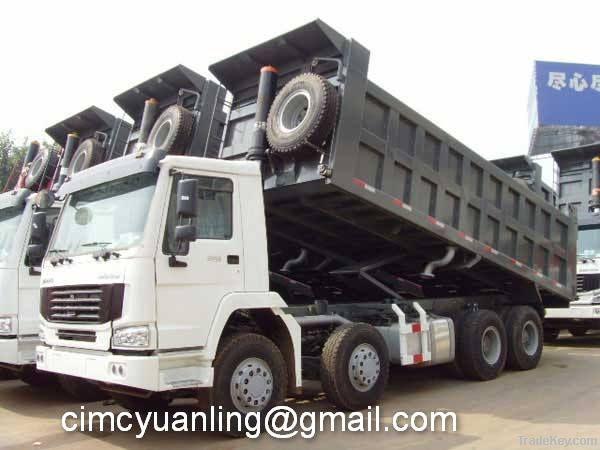 Cargo Truck(6x4, 6x2, 8x4, 8x6)