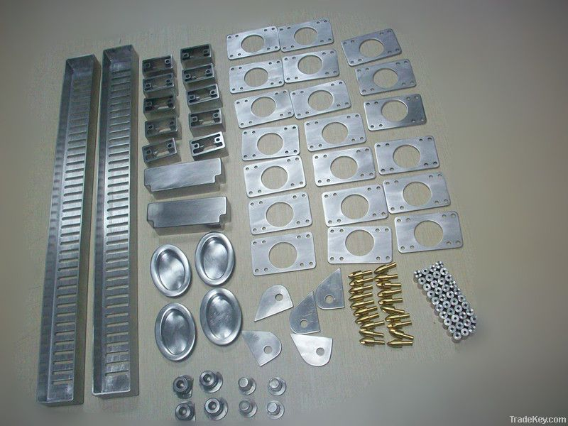 Turned Machined Parts