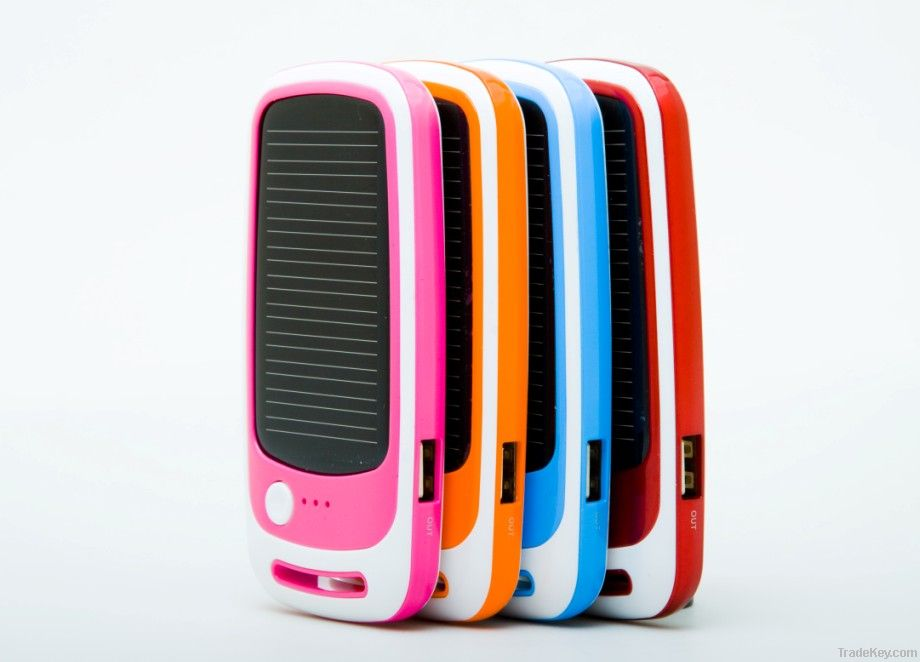 Portable Solar Charger for Mobile Phone (S-PM1076)