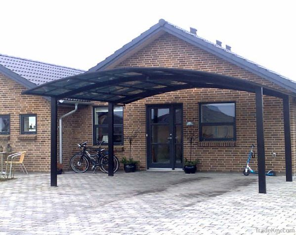 HOT!!!Carport canopy shelter with CE, RoHS and UL certificated