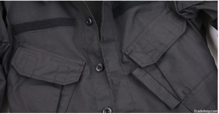 Vertical Collar Fighting Suit Training Clothing Uniform