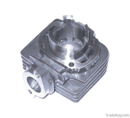 Motorcycle Engine Cylinder