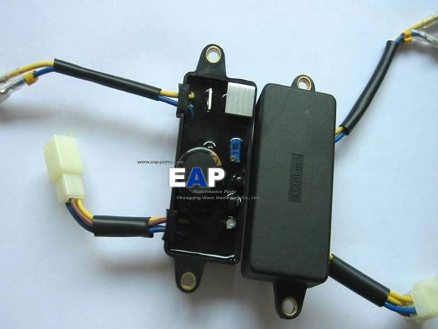 LIHUA 5KW AVR For Gasoline Generator , Voltage Regulator(Proctector)