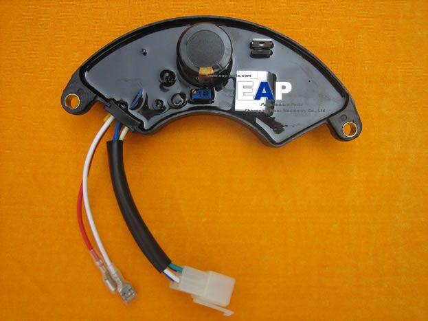 LIHUA 1-3KW AVR For Gasoline Generator , Voltage Regulator( Proctector)