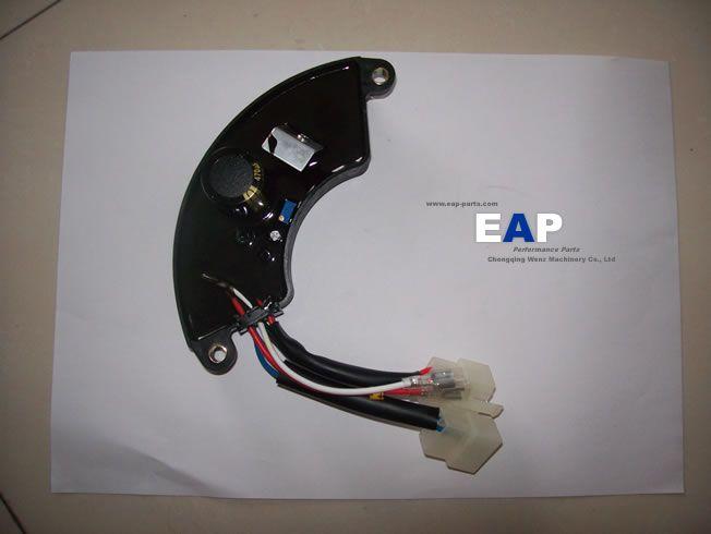 LIHUA 5KW AVR For Gasoline Generator , Voltage Regulator( Proctector)