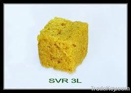 Natural Rubber SVR 3L, SVR 10, SVR 20