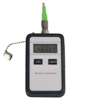 Handheld Fiber Optic Power Meter