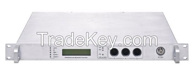 External Modulation Optical Transmitter, optical patch cord, zip cord, fiber optical adaptor male-female LC/UPC
