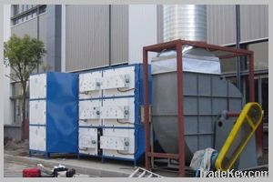 Low-temperature Plasma Waste Gas Cleaning Equipments (GOWP)