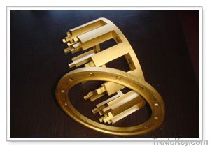 brass cage