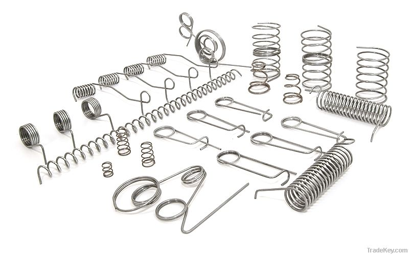 Springs and spring products