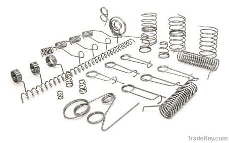 Wire bending and forming