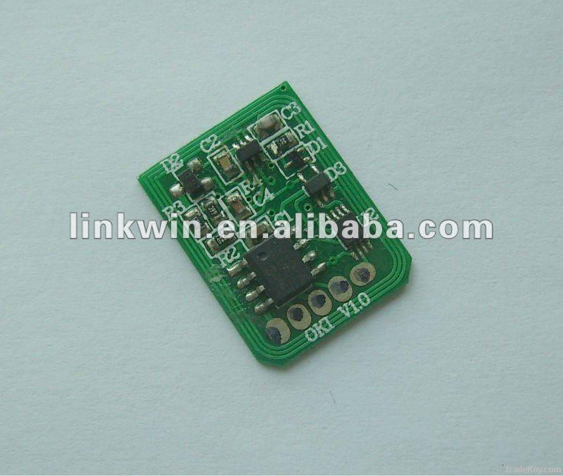 LW-OB2200 toner chip for printer model OKI B2200