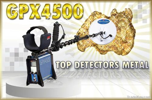 Australia Gold Metal Detector MINELAB-GPX4500