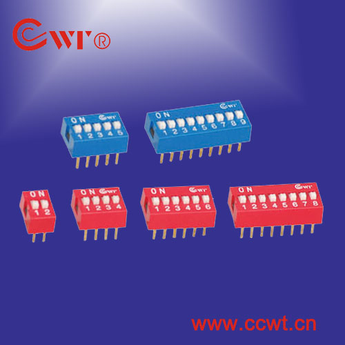 slide type dip switch,box type dip switch,select switch,digital switch