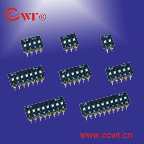 IC type DIP Switch,digital switch,select switch,high quality and rohs