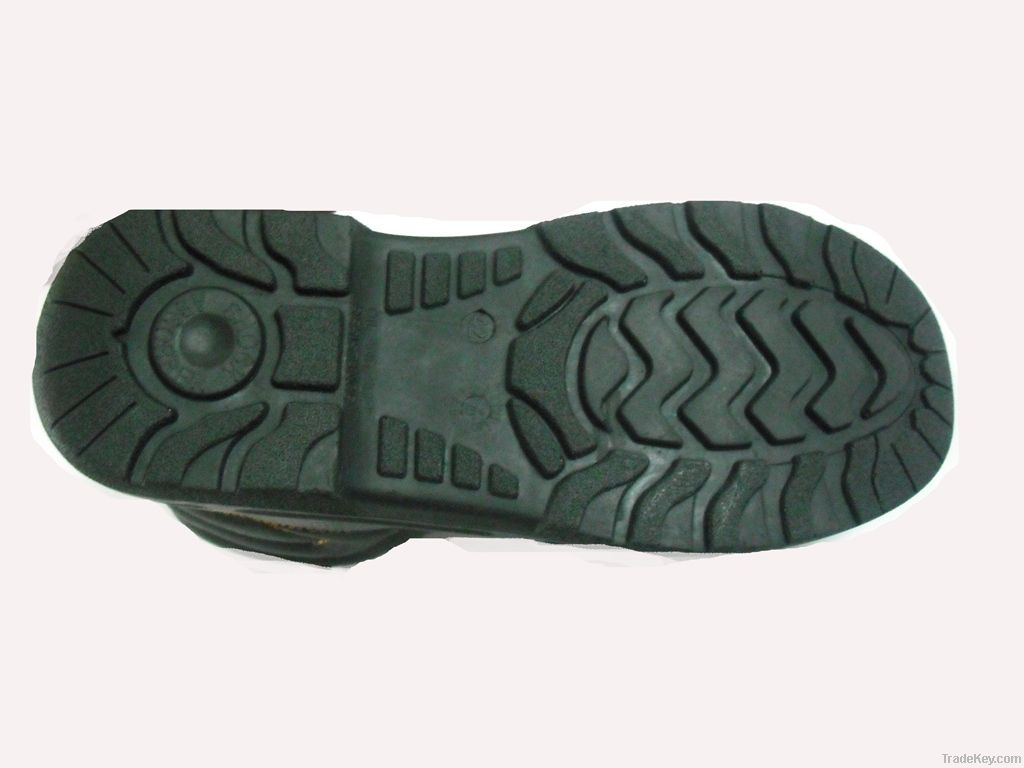 Working Safety Shoes PU outsole mould steel plate