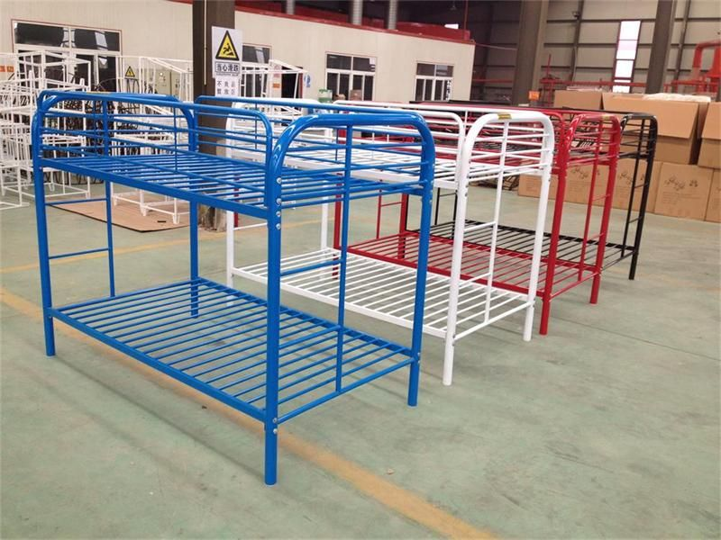 Twin over Twin Metal Bunk Bed YX-212