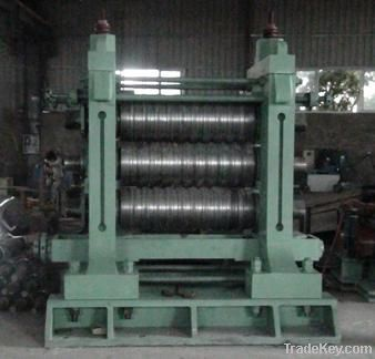 steel bar production line and steel bar rolling mill