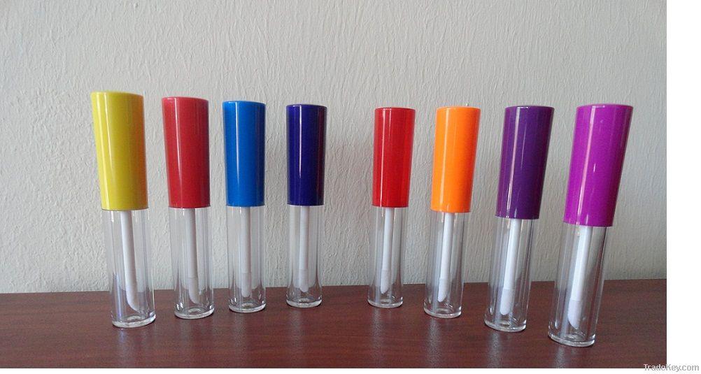 Mini Empty Cosmetic Lipgloss Tube / Lipgloss Container