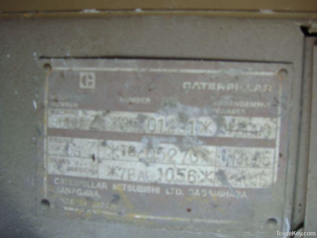Used Cat wheel loader