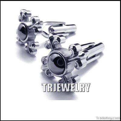 stainless steel fashion cuff link