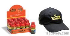 5 Hour Energy Drink which gives you the real Energy