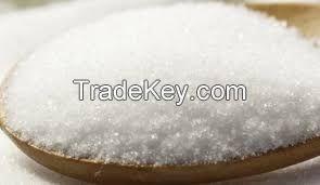 White Refined Sugar (ICUMSA 45) for sale