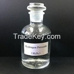 Medical surgical disinfectant Hydrogen Peroxide 50% H2O2 industrial grade for sale