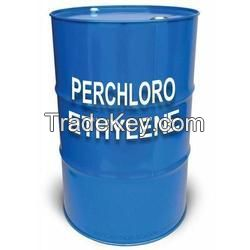 Perchloroethylene / Tetrachloroethylene 99.9%- good dry cleaning agent for sale