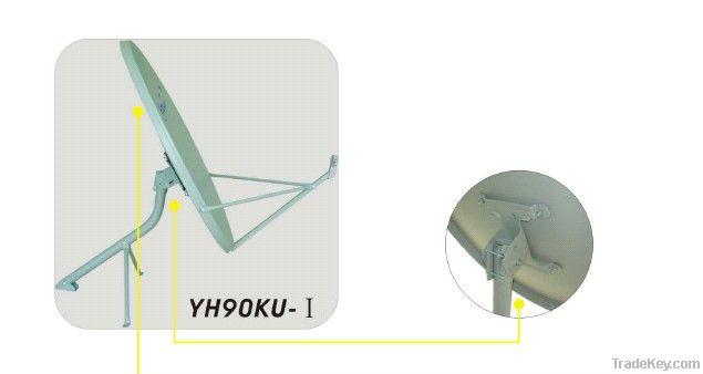 90 CM dish antenna