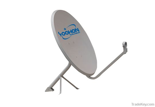 60 cm low cost ku band dish antenna