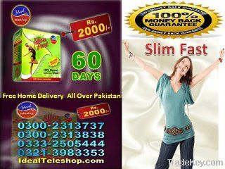 Slim Fast For Weight Loss