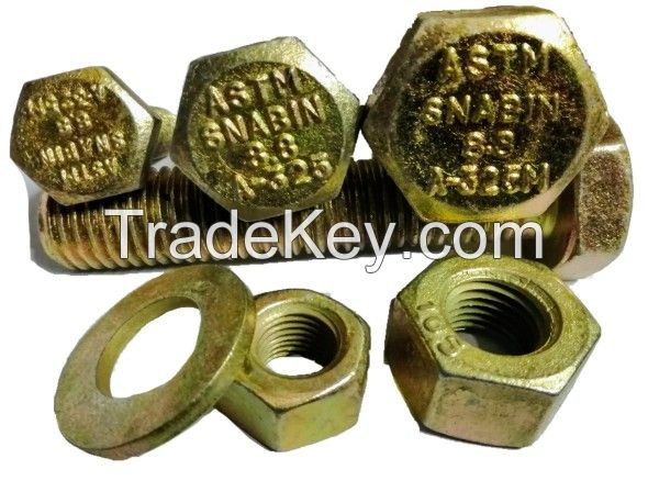 Bolt, Nuts, Washers