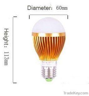 E27/ E14 3w, 5w, 7w, 9w high quality LED bulb Light, LED spotlight