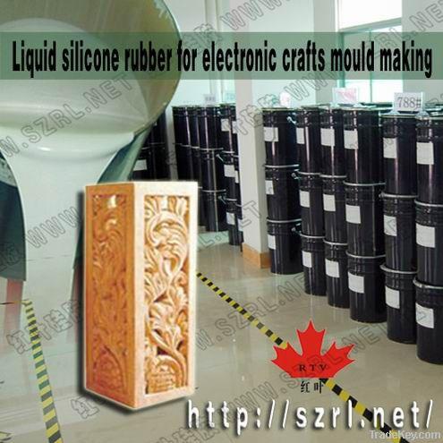 molding silicone rubber