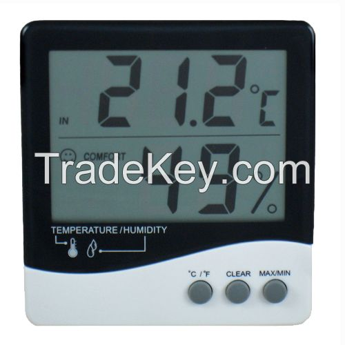Digital thermometer & hygrometer