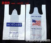 plastic bag, shopping bag, T-shirt bag
