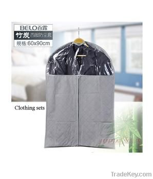 clear poly garment covers