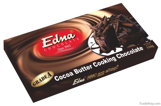 Couverture Chocolate Grade A (Chocolate for Cooking)